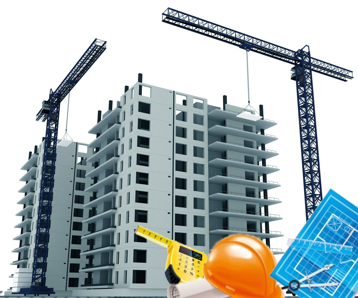 construction building 3d render hkcc ForBuild Best Construction